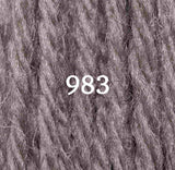Appletons Crewel Wool 983 Putty Groundings