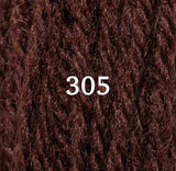 Appletons Tapestry Wool 305 Red Fawn