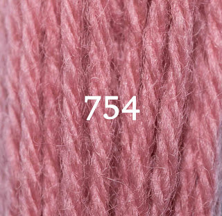 Appletons Crewel Wool 754 Rose Pink
