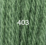 Appletons Crewel Wool 403 Sea Green