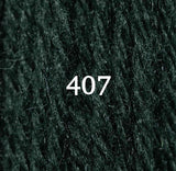 Appletons Crewel Wool 407 Sea Green - Morris & Sons Australia
