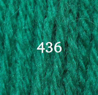 Appletons Crewel Wool 436 Signal Green