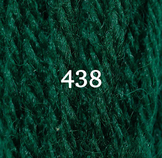 Appletons Crewel Wool 438 Signal Green