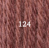 Appletons Crewel Wool 124 Terra Cotta