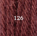 Appletons Crewel Wool 126 Terra Cotta