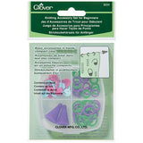 Clover Knitting Accessory Set for Beginners 3034