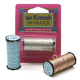 Kreinik #16 Medium Braid 052F Glow-in-the-Dark Grapefruit