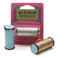Kreinik #16 Medium Braid 027 Orange