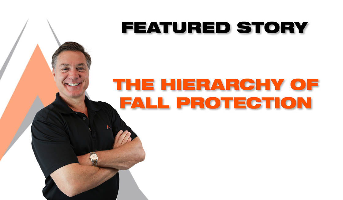 The Hierarchy of Fall Protection