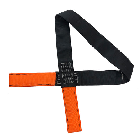 4' Malta Dynamics Web Only Concrete Anchor Strap-Pack of 10