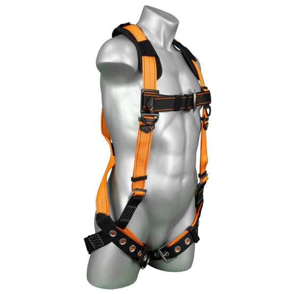 Warthog® Tongue and Buckle Full Body Harness (with X-Pad)