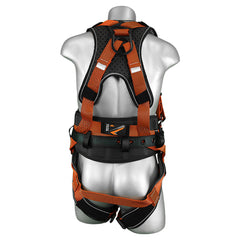 Warthog® Comfort MAXX Belted Side D-Ring Harness