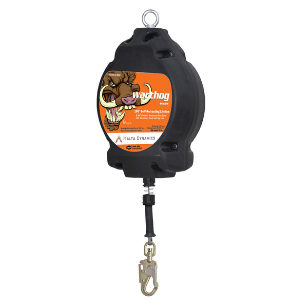 100' Warthog® Series Self-Retracting Lifeline