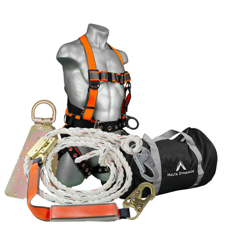Build Your Own Personal Fall Arrest System