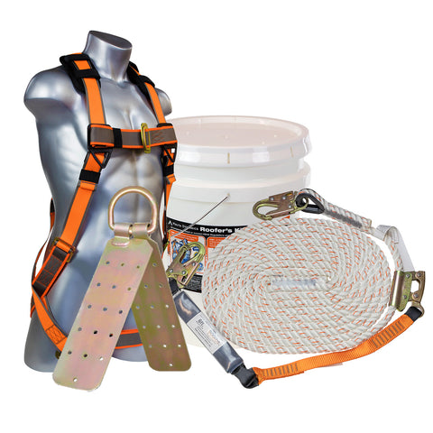 50' Roofer's Bucket Kit
