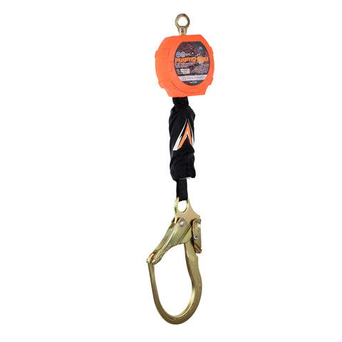 Pygmy Hog 11' Web Self-Retracting Lifeline with Peri Form Hook