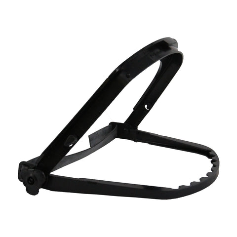Bracket, Nylon, Band Mounted, For Use on Cap Style Hard Hats