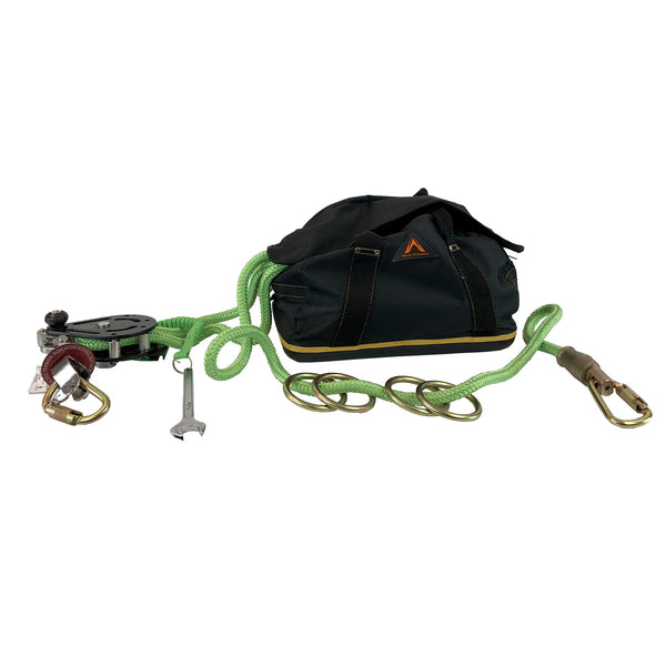 Horizontal Lifeline Bag