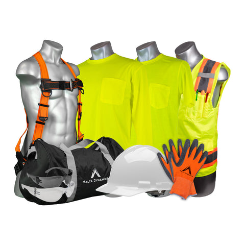 New Hire Fall Protection and Safety Kits