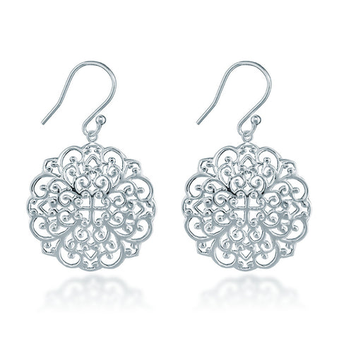 Ibiza Earrings - Zaffre Jewellery - 1