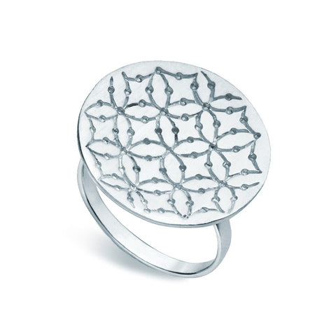 Radiant Ring - Zaffre Jewellery - 1