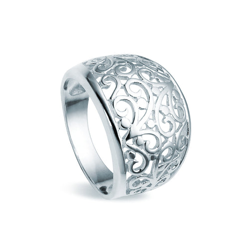 Baroque Ring - Zaffre Jewellery - 1