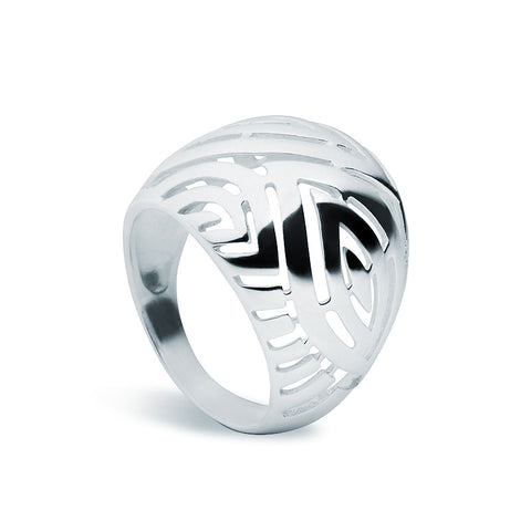 Silhouette Ring - Zaffre Jewellery - 1