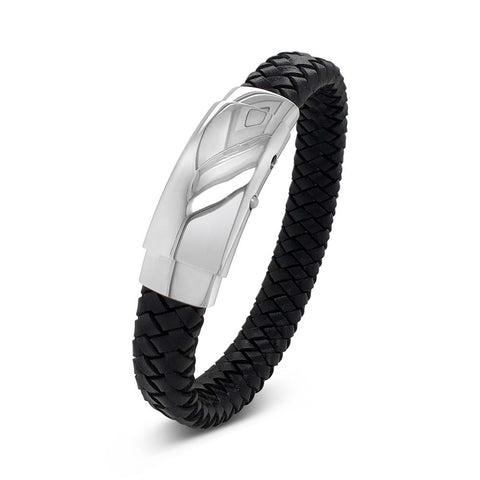 Blaze Leather Bracelet Mk4