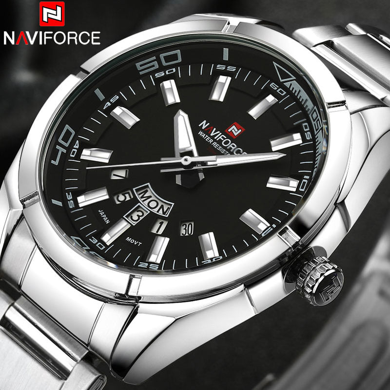 NAVIFORCE Business Quartz Watch