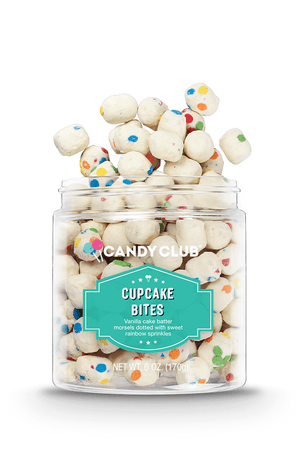 Cupcake Bites GIFT/OTHER CANDY CLUB