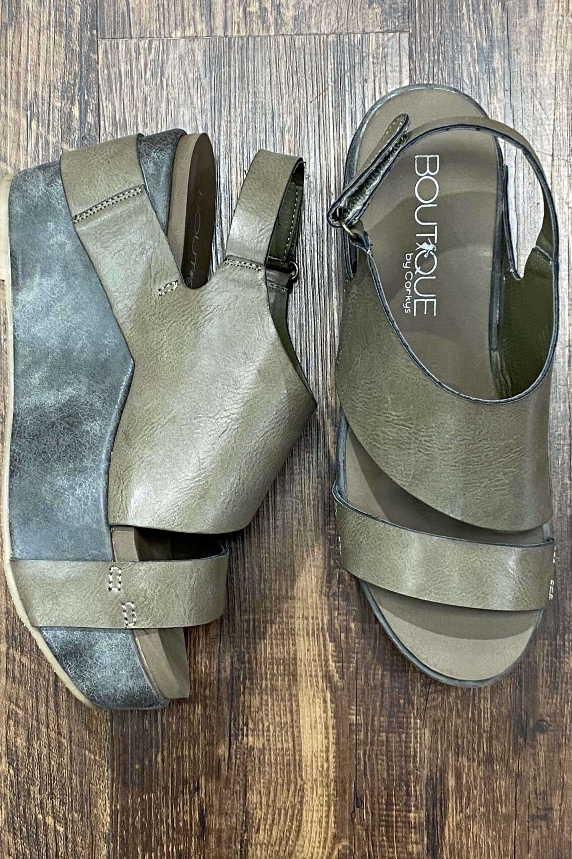 Pismo Wedge SHOES K.Lane's Boutique
