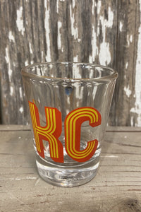 Shot Glass KC