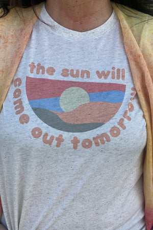 Sun Will Come Tee MISSY BASIC KNIT K.Lane's Boutique