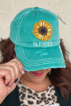 Blessed Cap SCARF/HAT/WINTERGOODS K.Lane's Boutique