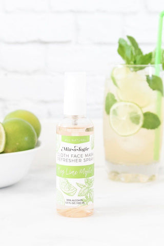 Key Lime Mojito Mask Refresher