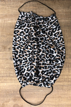 Masks SCARF/HAT/WINTERGOODS K.Lane's Boutique ONESIZE LEOPARD