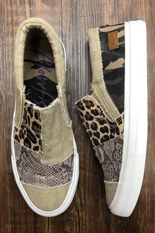 Natural Prints Shoe
