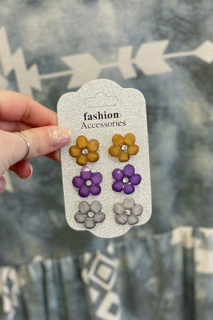 Floral Set Earring JEWELRY K.Lane's Boutique PRL