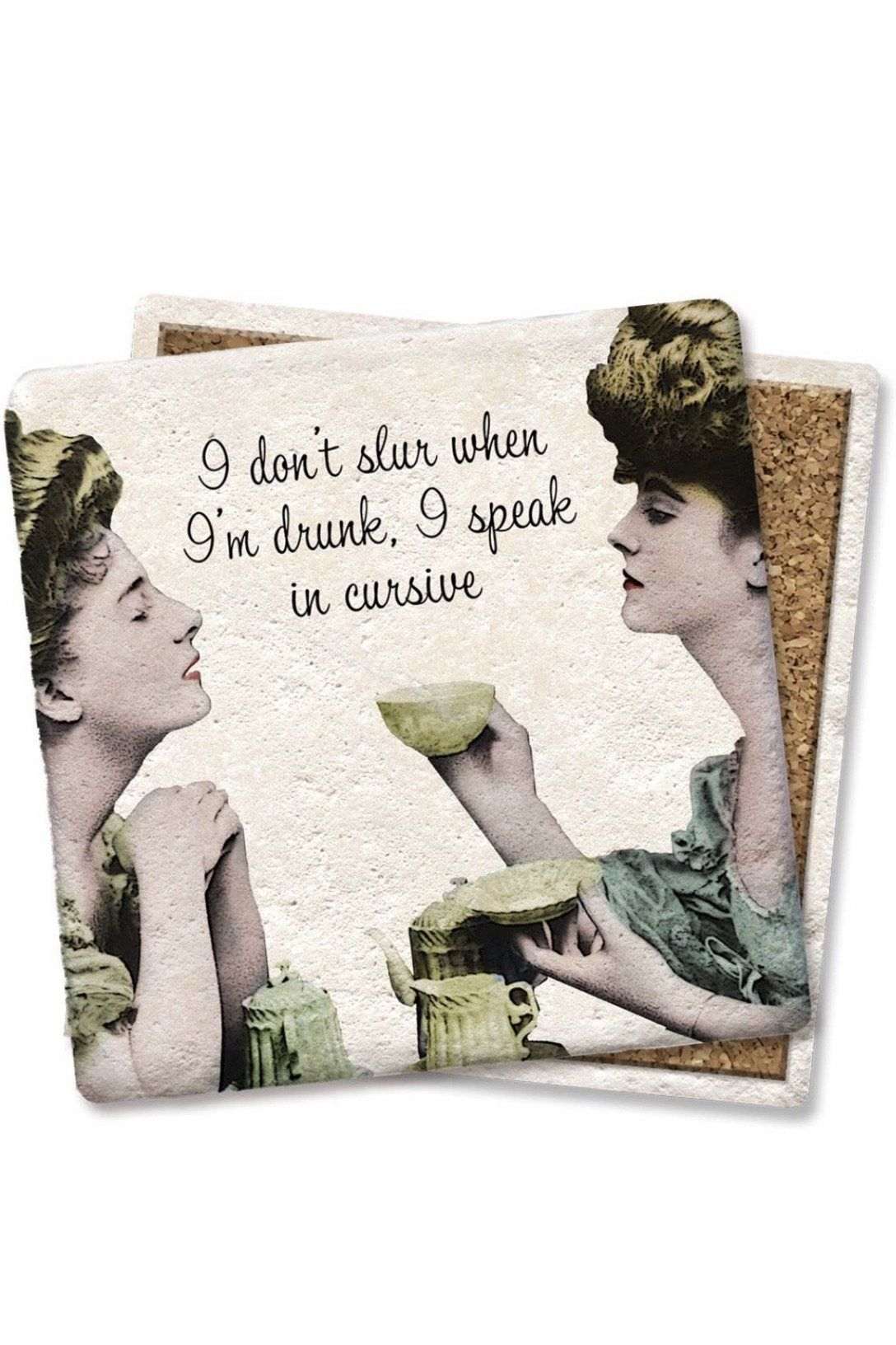 Drunk Slur Coaster