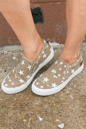 Cream Coffee Galaxy SHOES BLOWFISH