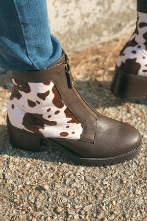 Tarox Hide Boot