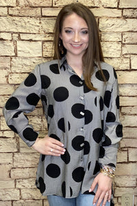 Poka Dot Shirt