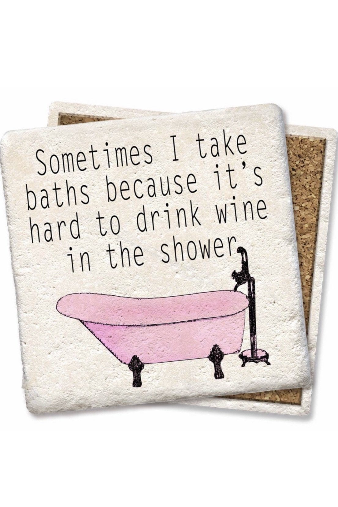 Baths Coaster