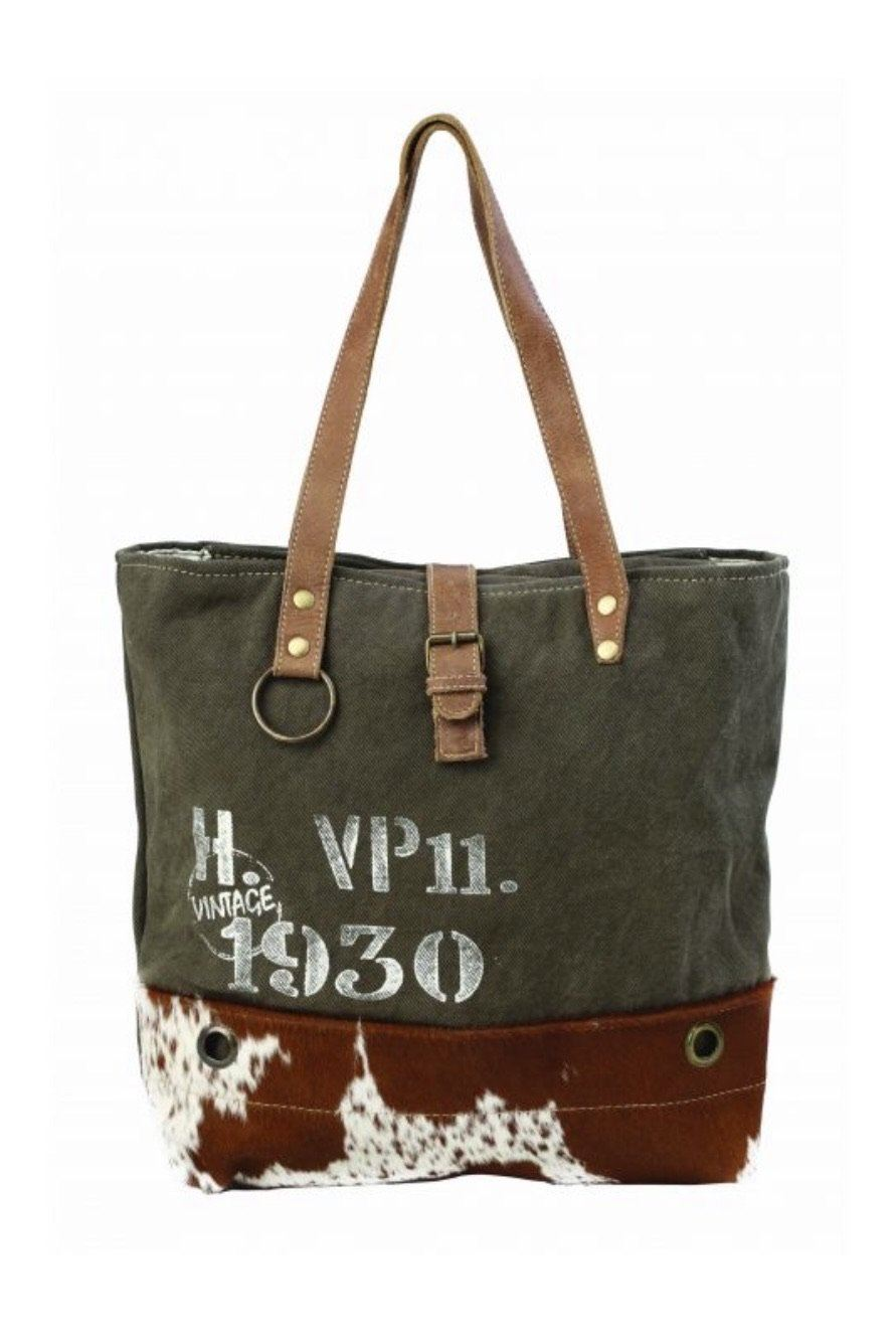 Vintage 1930 Tote Bag HANDBAGS MYRABAG