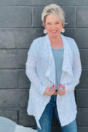 Lace Cardigan OUTFIT COMPLETER K.Lane's Boutique