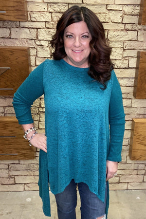 Hi-Low Tunic JRTOP CASUAL TOP K.Lane's Boutique