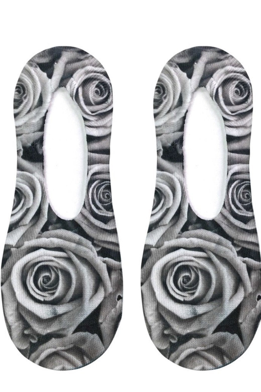 Black and White Roses GIFT/OTHER K.Lane's Boutique