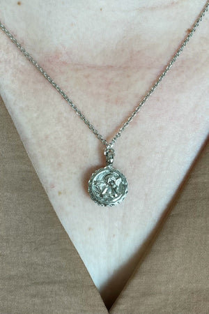 Guardian Angel - Vintage Rose BETTERBRANDJEWELRY Mariana