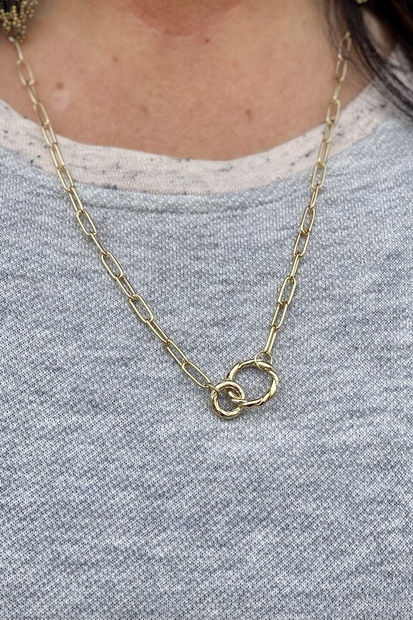 Chain O Necklace