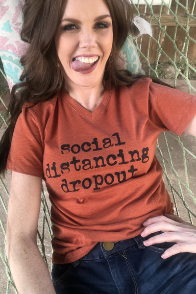 Social Dropout Tee